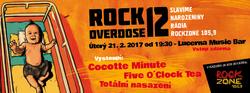 Profilový obrázek 12. narozeniny rádia RockZone 105,9