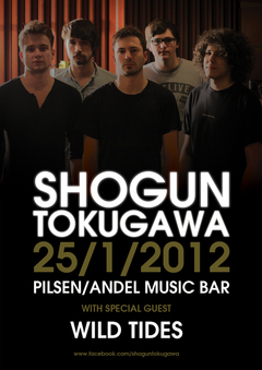 Profilový obrázek Shogun Tokugawa & Wild Tides - Anděl, Plzeň