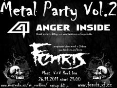 Profilový obrázek Metal party vol.2