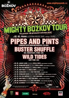 Profilový obrázek Mighty Božkov Tour 2012 - Praha