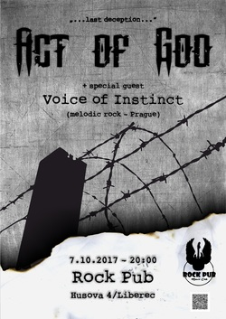 Profilový obrázek Last Deception - Act of God & Voice of Instinct