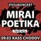 Profilový obrázek Mirai & Poetika: TOUR 2018