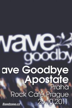 Profilový obrázek Texas in July (USA) + Apostate + Wave Goodbye