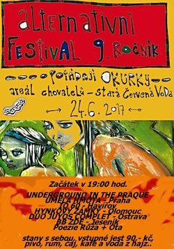 Profilový obrázek 9. ročník alternativního festivalu