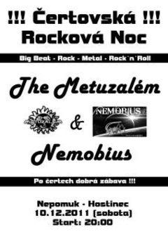 Profilový obrázek Čertovská rocková noc