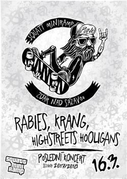 Profilový obrázek Squattminiramp - Rabies, Krang a Highstreet hooligans