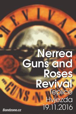 Profilový obrázek Nerrea + Guns and Roses Tribute- Bratislava