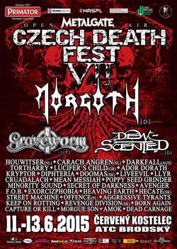 Profilový obrázek MetalGate Czech Death Fest 2015