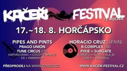 Profilový obrázek Kačeři festival 2018