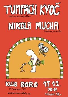Profilový obrázek Tumpach Kvoč a Nikola Mucha v Boru
