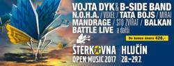 Profilový obrázek Štěrkovna Open Music 2017