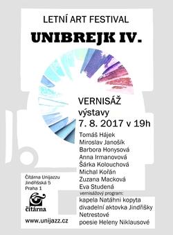 Profilový obrázek UNIBREJK IV. Letní Art Festival