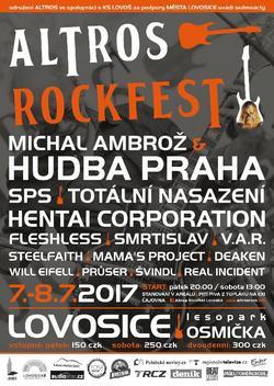 Profilový obrázek Altros Rockfest 2017