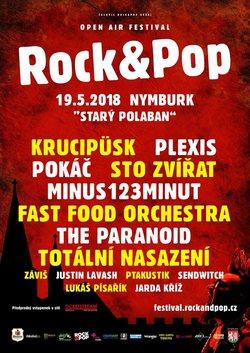 Profilový obrázek Rock&Pop Fest open-air 2018