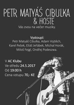 Profilový obrázek Petr Matyáš Cibulka & Hosté