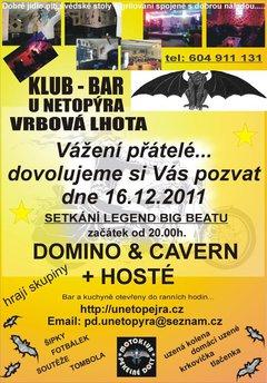 Profilový obrázek CAVERN + Domino & Hosté