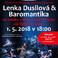 Profilový obrázek Lenka Dusilová a Baromantika (Předkoncert Hradeckého slunovratu)