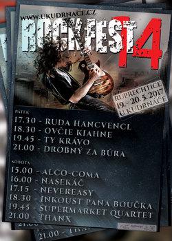 Profilový obrázek 14. Rockfest Ruprechtice 2017 s pivovarem Svijany