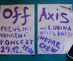Profilový obrázek OFF AXIS - Vánoční koncert