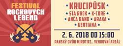 Profilový obrázek FESTIVAL ROCKOVÝCH LEGEND