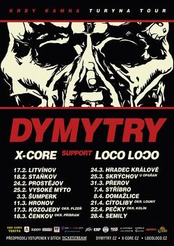 Profilový obrázek DYMYTRY - KRBY KAMNA TURYNA TOUR 2017
