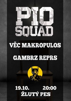Profilový obrázek Pio Squad + Věc Makropulos, Gambrz Reprs