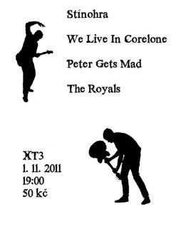 Profilový obrázek Oslava nového Keltského roku! Stínohra, We Live In Corleone!PREMIÉRA!+další