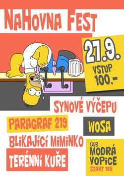 Profilový obrázek NaHovna fest