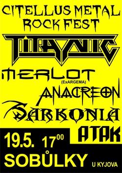 Profilový obrázek Citellus Metal RockFest