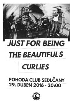 Profilový obrázek Just For Being, The Beautifuls a Curlies v Sedlčanech