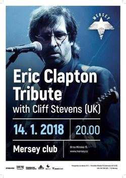 Profilový obrázek Eric Clapton Tribute with Cliff Stevens