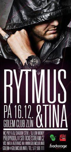 Profilový obrázek Rytmus & Tina, MC Prey & DJ Shadow Steve
