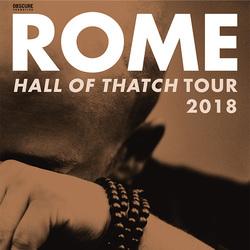 Profilový obrázek ROME Hall of Thatch Tour 2018