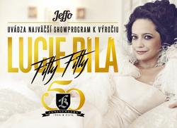 Profilový obrázek LUCIE BÍLÁ 50 Fifty Fifty
