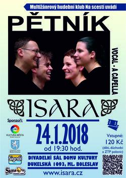 Profilový obrázek Na scestí - Isara & Pětník