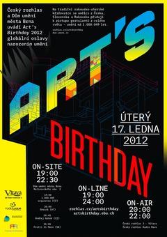 Profilový obrázek ART'S BIRTHDAY