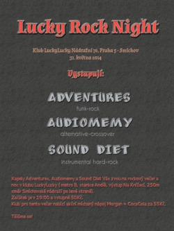 Profilový obrázek Lucky Rock Night