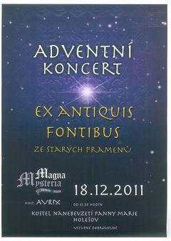 Profilový obrázek Koncert Magna Mysteria a Avrix