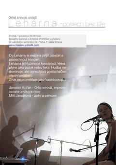 Profilový obrázek Lehárna s Orlojem snivců- Jarda Kořán a Milli