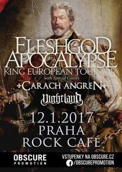 Profilový obrázek Fleshgod Apocalypse (ITA) + Carach Angren (NL) + NightLand (ITA)