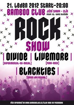 Profilový obrázek NOVOROČNÍ ROCK SHOW!!