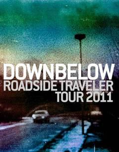Profilový obrázek Downbelow Roadside Traveler Tour 2011: Bohumín + Mezi Námi