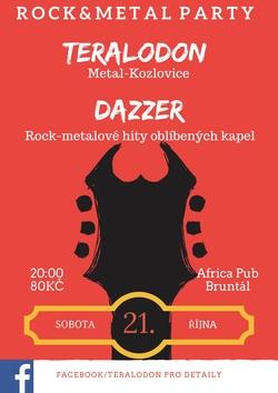 Profilový obrázek Metal Night, Teralodon + Dazzer