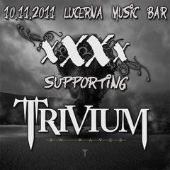 Profilový obrázek TRIVIUM + xXXx (support)