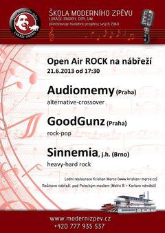 Profilový obrázek Open Air ROCK na nábřeží