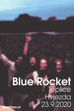Profilový obrázek Koncerty hledejte na www.bluerocket.cz