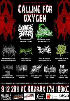 Profilový obrázek Calling For Oxygen vol.1