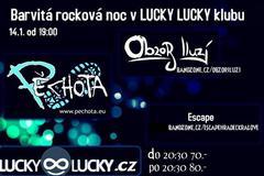 Profilový obrázek Barvitá Rocková noc v Lucky Lucky (dříve GOX, Bunkr)