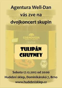 Profilový obrázek Dvojkoncert skupin Chutney a Tulipán