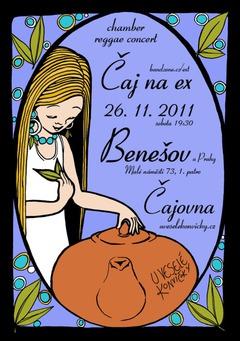 Profilový obrázek Čaj na Ex v Benešově
